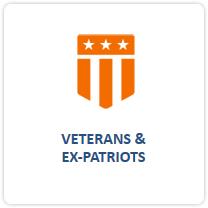 Veterans & Ex Patriots