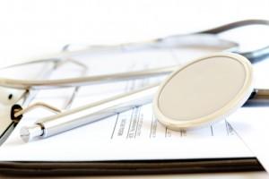Medical Records Organized