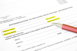 Release of Medical Information